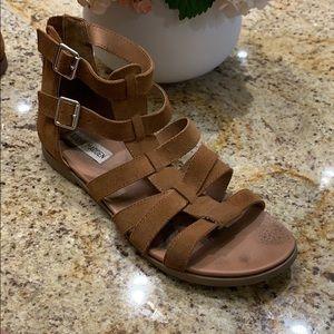 Steve Madden Gladiator Sandals 8.5